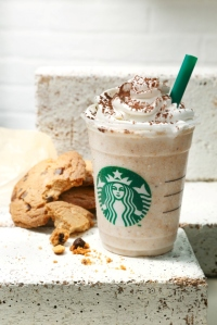 Chunky Cookie Frappuchino